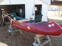 For your approval...Our Cranberry Creek Canoe,
