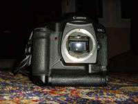 Up for sale is a Canon 1D Mark II Camera Body only. The