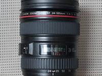Selling my Canon EF 24-105mm f/4 L lens. I like it, but