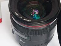 I am selling an exceptional lens. This has always been