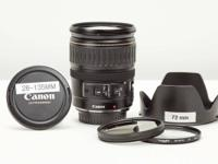 I am offering a Canon 28-135mm IS f/3.5 -5.6. Includes