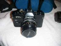 I have a great 35 mm canon camera for sale. comes with
