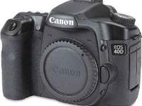 Canon 40d in Excellent condition with 3rd party grip