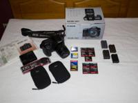 I have a very good condition Canon 50D for sale. I