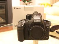 Up for sale is a Canon's professional flagship DSLR -