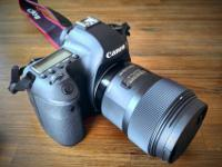Excellent condition Canon 6D for sale. Received minimal