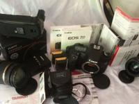 $700 for 7D body with off brand extra battery, grip and