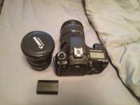 Great camera let me know if your interested ill be out