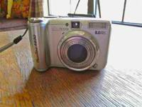 "Hello, This is a Canon Powershot A630 in ""new"""