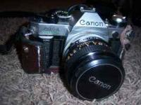 Camera Name AE-1 Manufacturer Canon, Inc. Place of