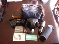 HI, FOR SALE THIS CANON AE-1 PROGRAM CAMERA WITH
