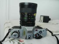 Canon's popular SLR Camera in best condition. No rust,