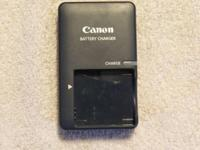 Canon Battery Charger, Genuine Canon model #CB 2LV for