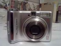 CANON POWER SHOT A560 7.1 MEGA PIXELS 4X OPTICAL ZOOM