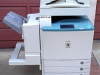 Canon Color Image Runner C3220 Copier Printer Scanner