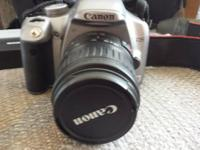 Canon Digital Rebel XSi 12.2 MP Digital SLR Camera with
