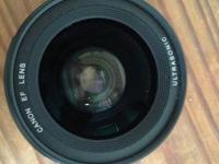 Hi there,.  I'm selling my Canon 24mm lens f/1.4 USM