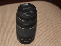 This lens belonged to a kit for a Rebel T3. I upgraded