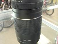 I have a quite nice EF 75-300mm Lens. In excellent