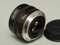 ultra rare canon 50mm f1.8 Mark I metal mount  (not the