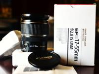 SUPER SHARP !!! SUPER FAST !!! A MUST HAVE f/2.8 LENS