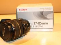 Like brand-new in box Canon wide to medium telephoto