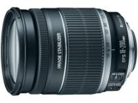 Standard zoom lens; 18-200mm f/3.5-5.6 This lens is