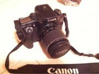 Here up for grabs is my mint condition Canon Elan 7E