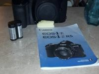 I Have A Canon EOS-1n For Sale. No Lenses For It, But