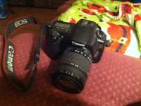 Have a canon eos 20d camera that has been laying on my
