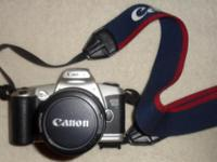 Canon EOS Rebel G / 500N 35mm SLR Film Camera w / EF
