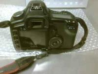 CANON EOS 5D CAMERA IS IN GREAT WORKING ORDER. REASON