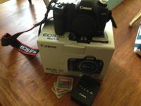 Selling my Canon 5D Mark II video camera body. It's 2.5