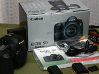 Type: Digital Camera Brand: Canon Canon EOS 5D Mark III