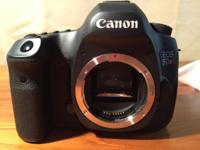 This camera is like new, I only used it a few times. I