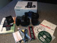 I bought this video camera and lens kit simply over an