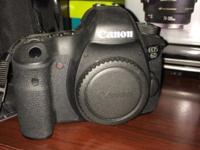 FOR SALE Practically brand new Canon Eos 6D, I took