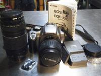 Canon EOS Digital 8 Megapixel 350D High performance
