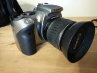 Hardly used. Excellent Condition 6.3MP CMOS digital
