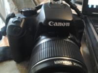 I'm offering my CANON REBLE Xs. I like my cam but do