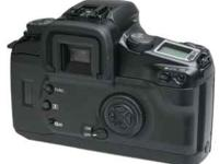 Canon EOS Elan 7E 35mm Camera Body with autofocus and