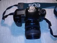 I have a Canon EOS ELAN Camera & Lens. The lens is a