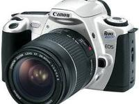 Product Features: *Autofocus 35mm SLR with full manual