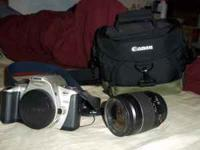 i have a nice canon eos rebel 2000 with 2 rolls of
