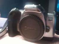 i have a Canon EOS Rebel K2 film camera. it is in