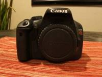 DESCRIPTION: This is an authentic Canon T2i/550D Body.