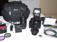 **REDUCED!!** Canon T3 DSLR  digital camera kit with