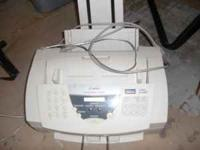 Canon 5000 FAX / COPY machine with software CD. WORKS