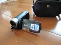 I have Canon FS40 Camcorder 5025B001 with 41x Advanced