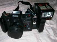 SELLING A CANON 3006 WITH EXTERNAL FLASH DRIVE... HAS